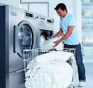 Miele Professional Wäschereitechnik